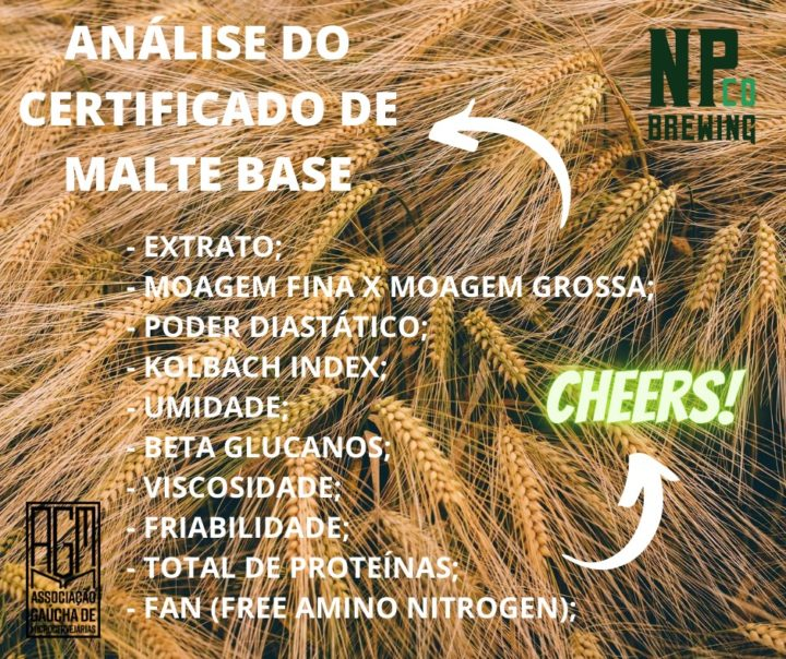 Análise do Certificado do Malte Base